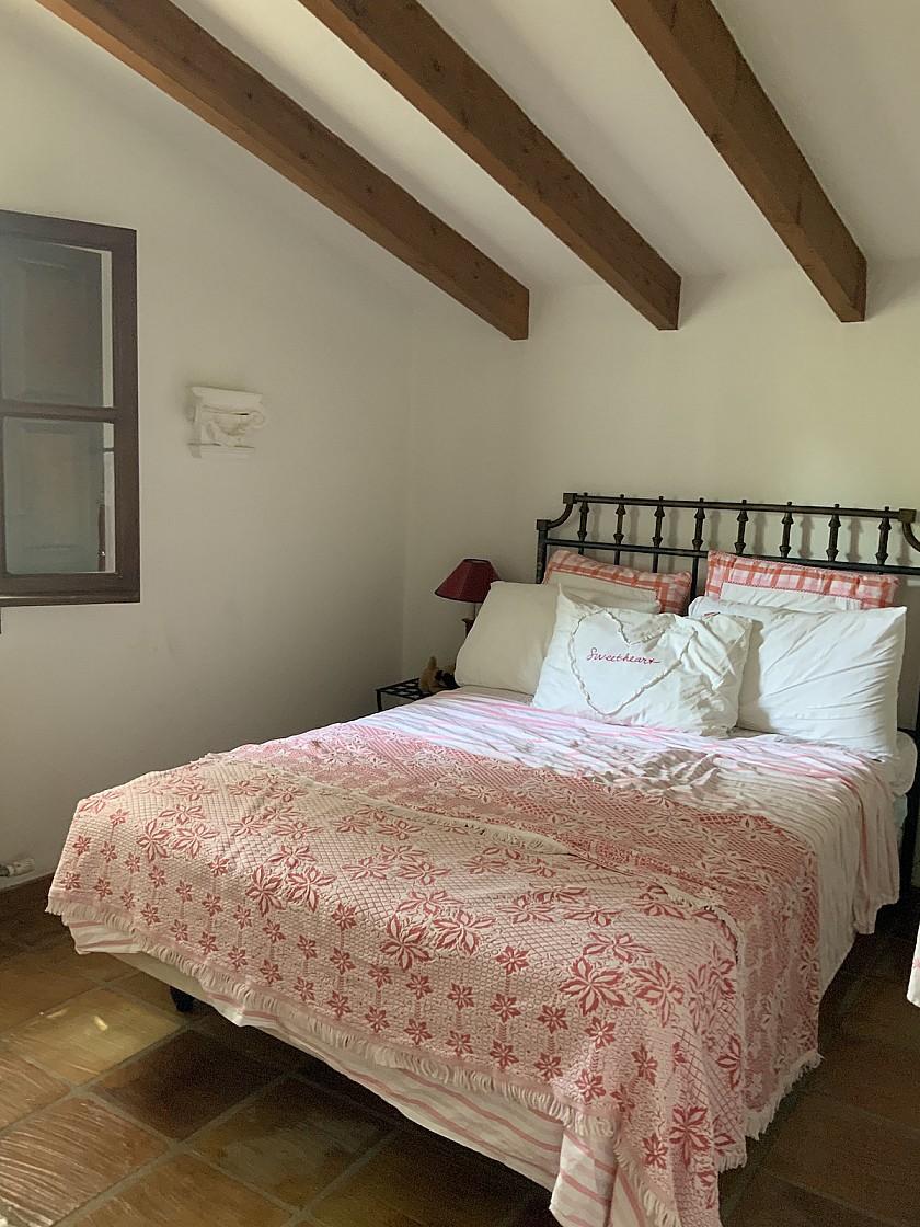 Habitación en villa rústica en Benissa.