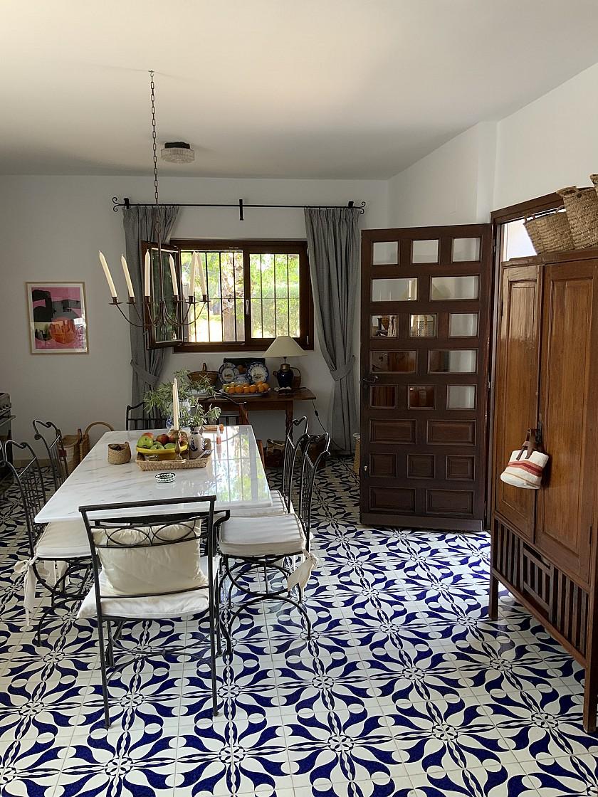 Preciosa cocina en villa rústica, Benissa