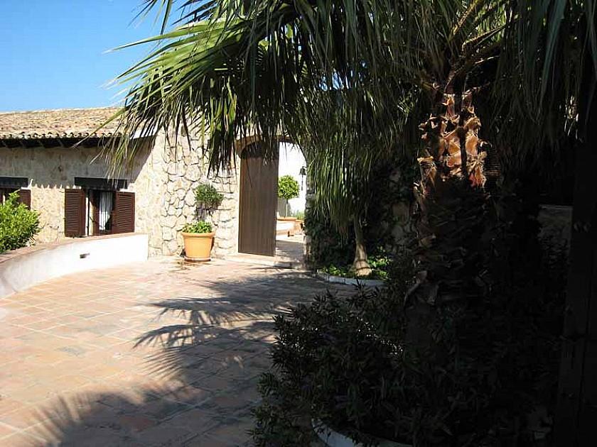 Villa rústica con vistas al mar. Benissa